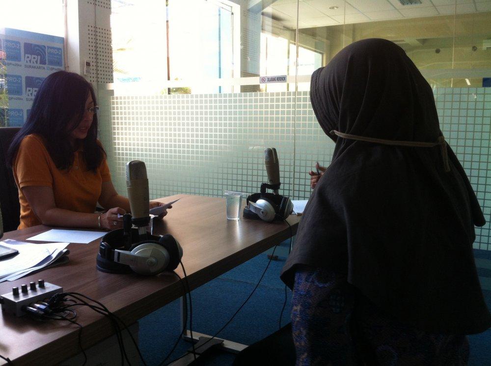 SAPA SOLO #1 - Klinik Pajak On Air RRI Pro 2 Surakarta - 4