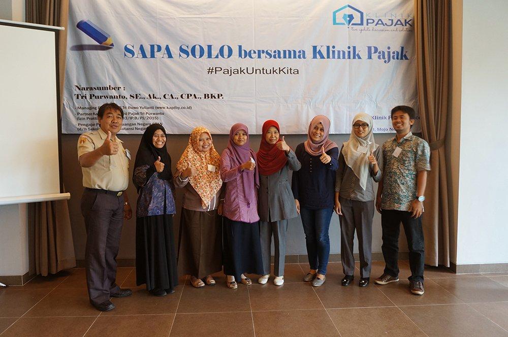 SAPA #2 (Sabtu Pajak bersama Klinik Pajak) - 2