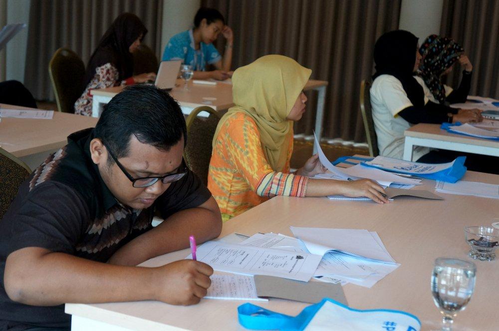 Pelatihan Penyusunan Laporan Keuangan Berbasis Komputer - 4