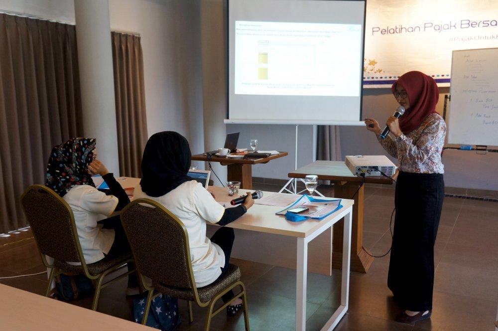 Pelatihan Penyusunan Laporan Keuangan Berbasis Komputer - 13