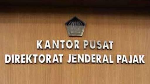 Kantor pusat ditjen pajak