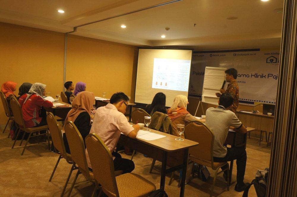Pelatihan Pajak #5 - PPh Badan Pasca Tax Amnesty