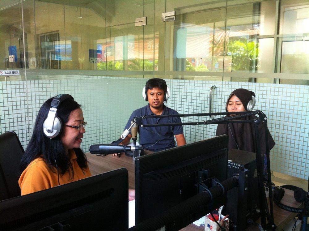 SAPA SOLO #1 - Klinik Pajak On Air RRI Pro 2 Surakarta - 6