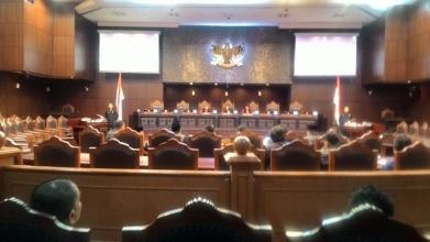 MK Gelar Sidang Perdana Judicial Review Tax Amnesty