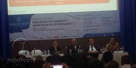 Mantan Menkue: Tax Amnesty Bukti DJP Gagal