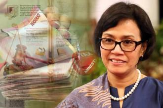 Sri Mulyani Bongkar Data Bos Perbankan yang Ikut Tax Amnesty