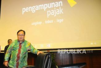 Buruh akan Ajukan `Judicial Review` UU Tax Amnesty