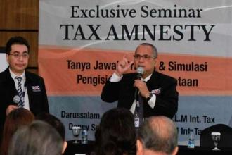TAX AMNESTY: Bank Indonesia Berikan Apresiasi