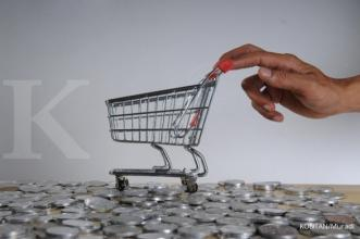 Darmin Nasution: Tak ada KUR khusus e-commerce