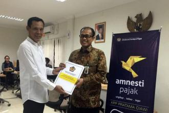 Legislator Daerah Ini Dukung Program Tax Amnesty